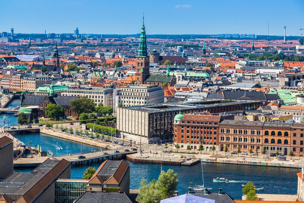 Дания богата на памятники культуры и истории
