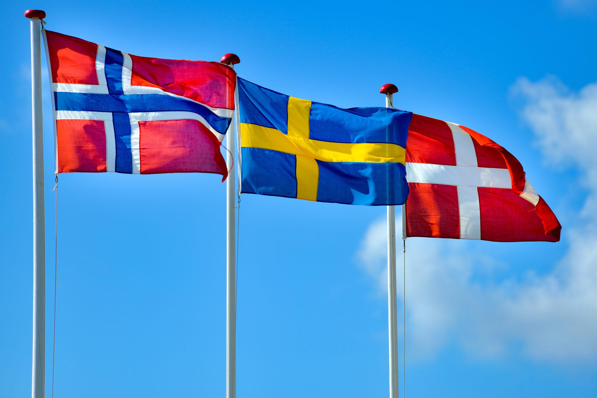 Союз трех государств - Дании, Норвегии, Швеции возглавляла Маргарита Датская