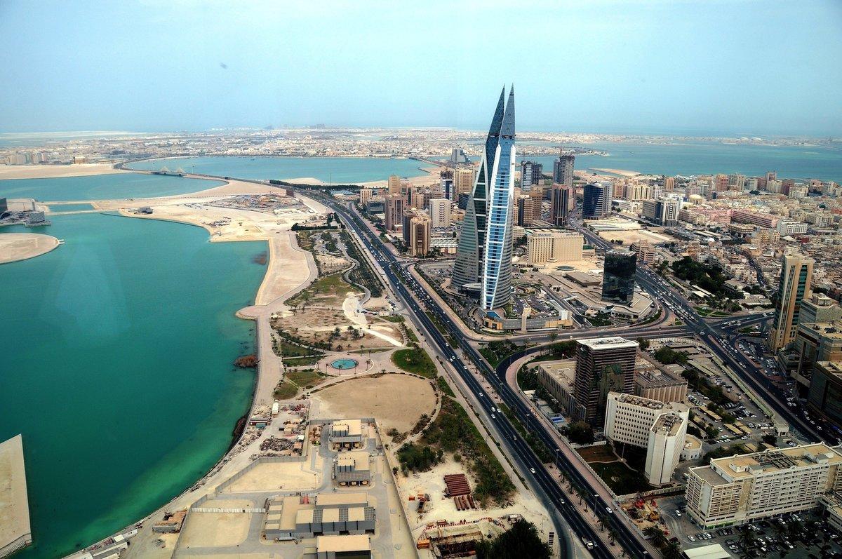 Столицей Бахрейна является город Манама
