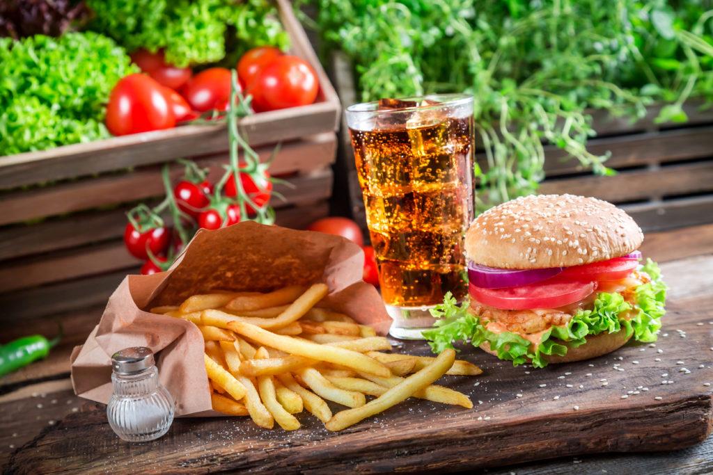 Расположение органов пищеварения у человека