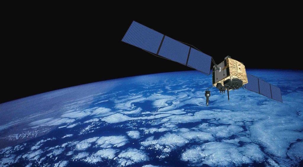 Где я сейчас нахожусь показать через спутник