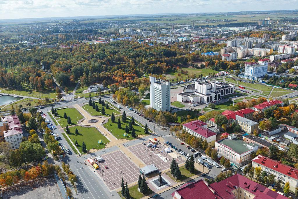 Город Молодечно находится в Беларуссии