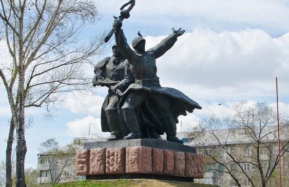 Где находится Абакан - на карте России. Город и область.