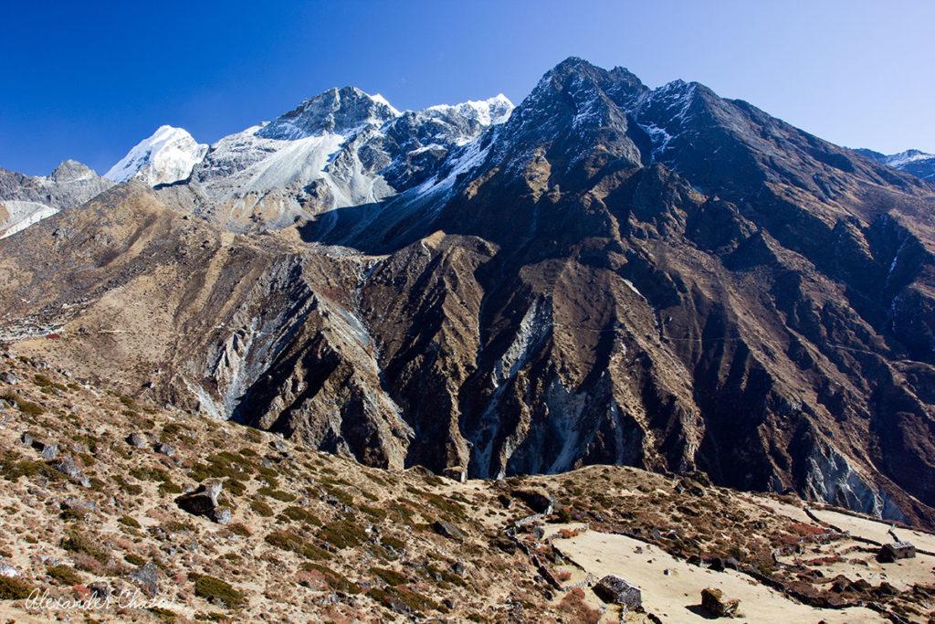 Гималайские горы на карте Где находятся на карте России высота возраст характеристики