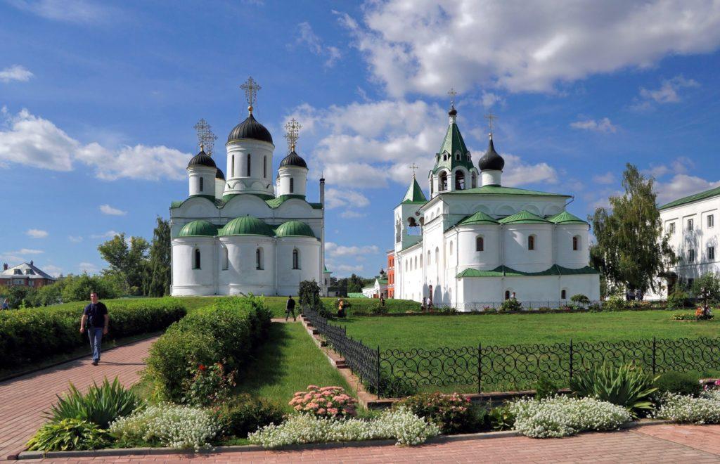 Где находится Муром - какое расстояние от Москвы? Какая область? Показать на карте