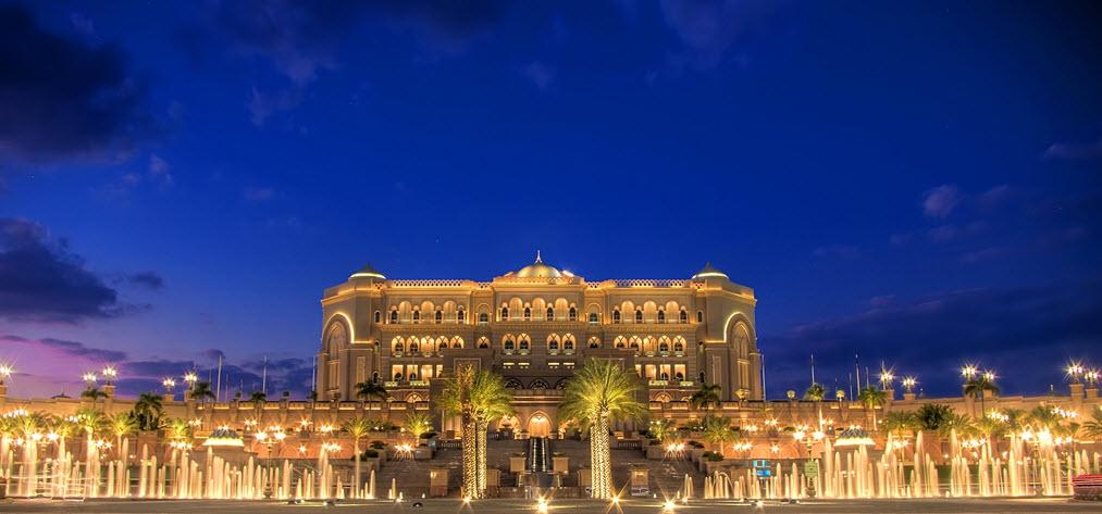 Дворец шейха Аль-Джарафа