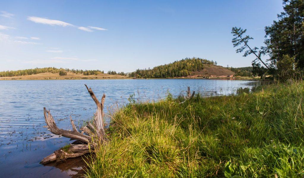 Озеро Теплое