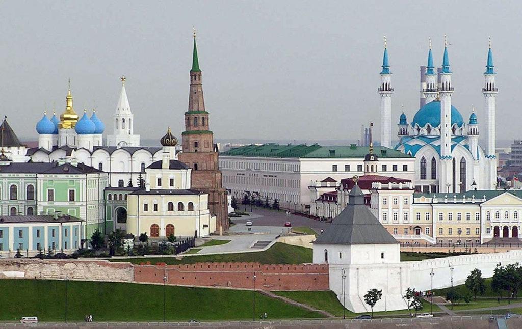 Казань это какая республика
