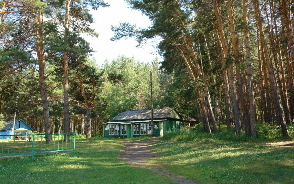 лагерь Беркут