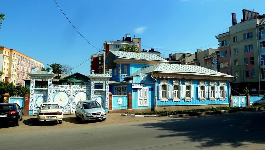 Дом-музей писателя Худайбердина