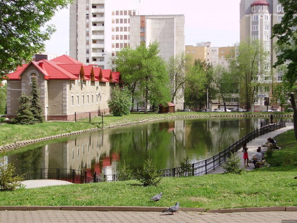Сад Аксакова
