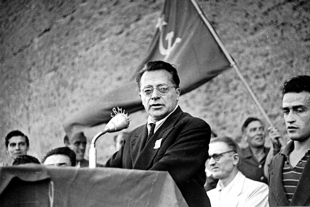 революционер Пальмиро Тольятти