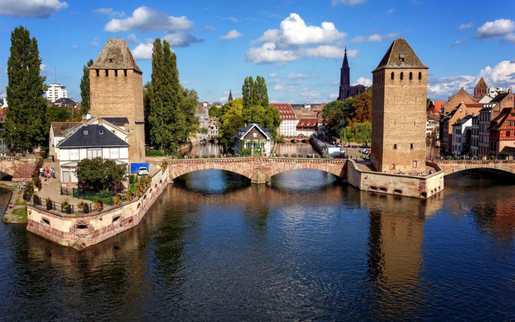 Где находится Страсбург - в какой стране?