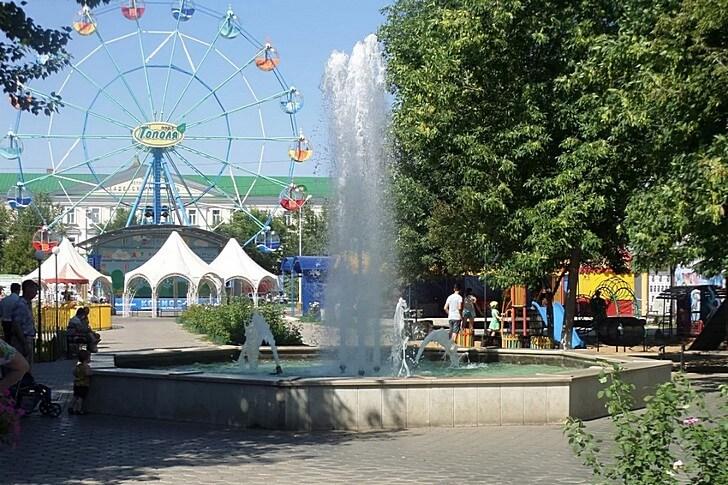 Городской парк «Тополя»