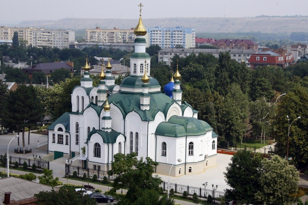 Святоникольский Кафедральный Собор