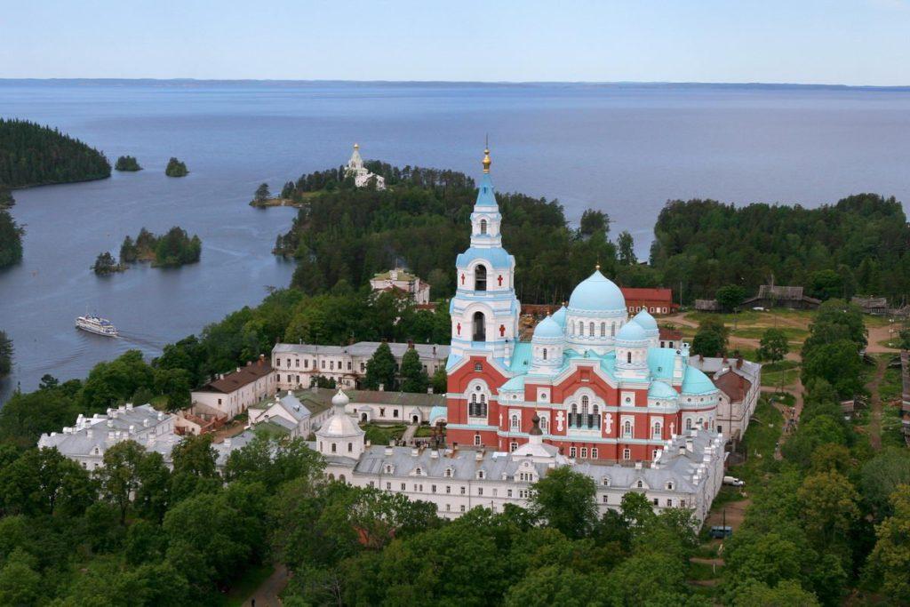 монастырь Валаам