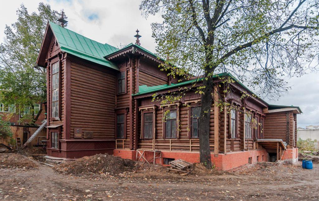 Дом Круминга
