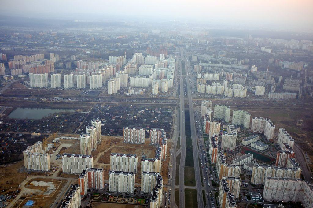 Где находятся город Люберцы - сколько км от Москвы