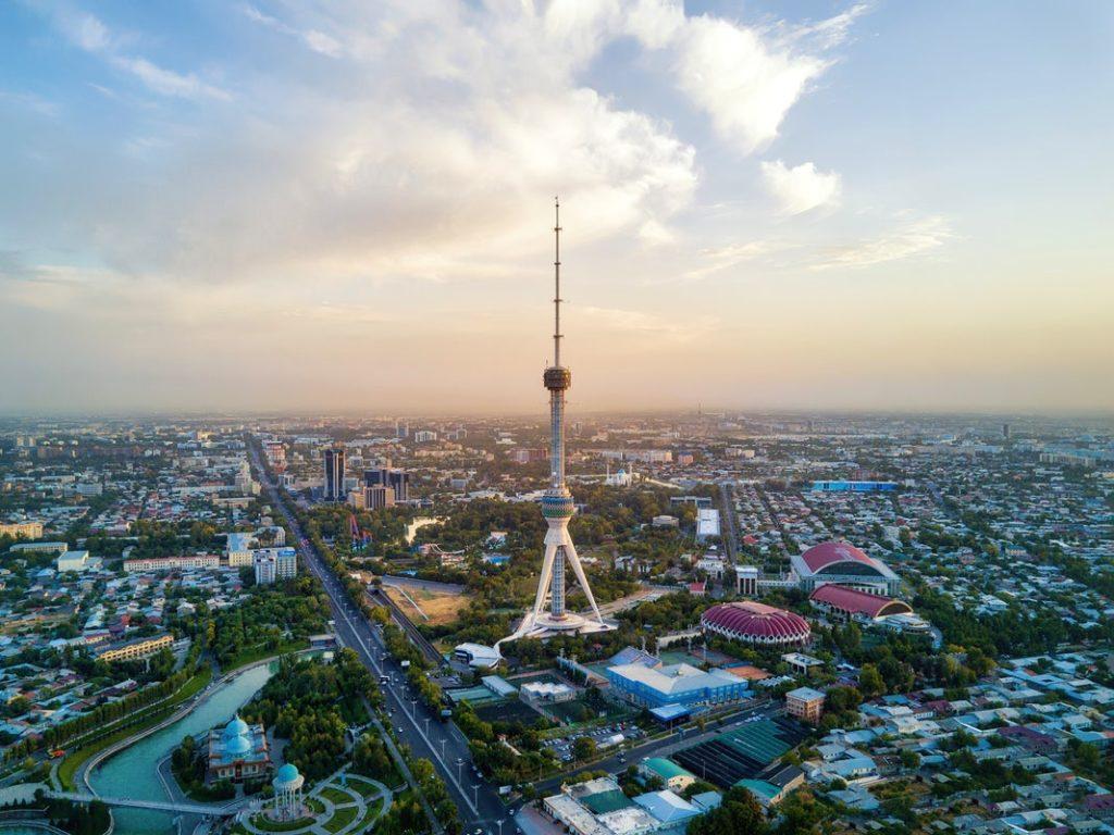 Где находится Ташкент - город в какой стране? Ташкент на карте.