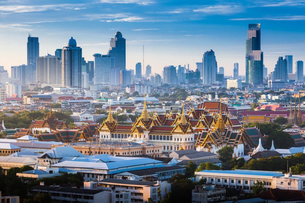 Где находится Бангкок - в какой стране, на карте мира