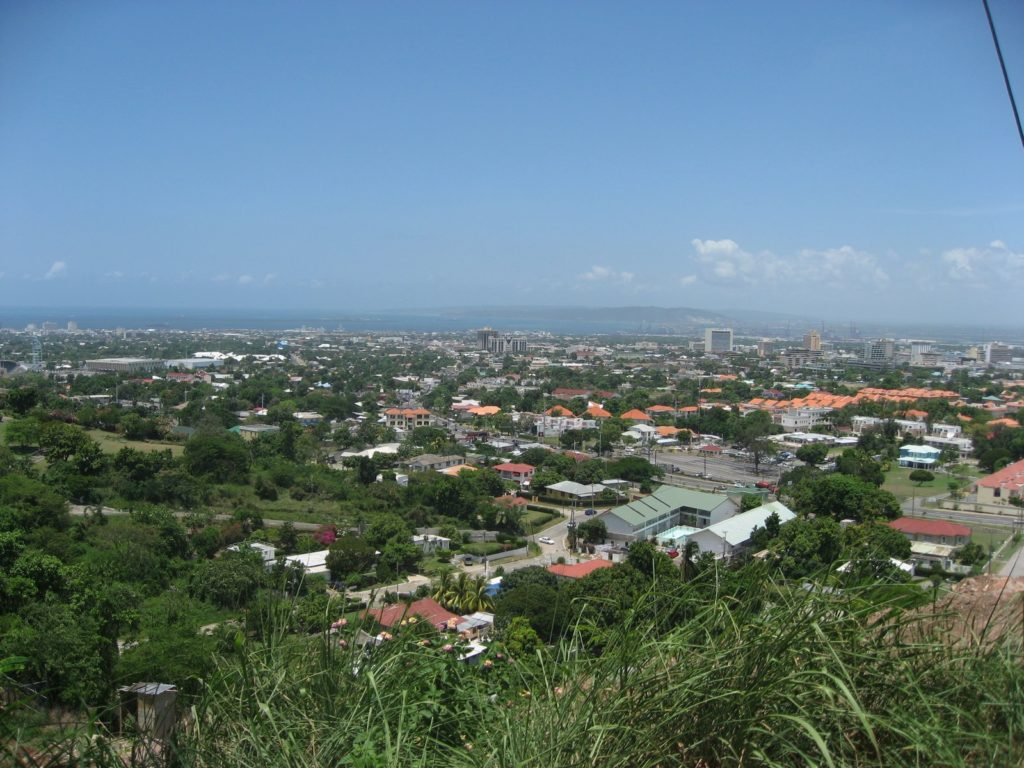 Где находится Ямайка - на карте? Что за страна?