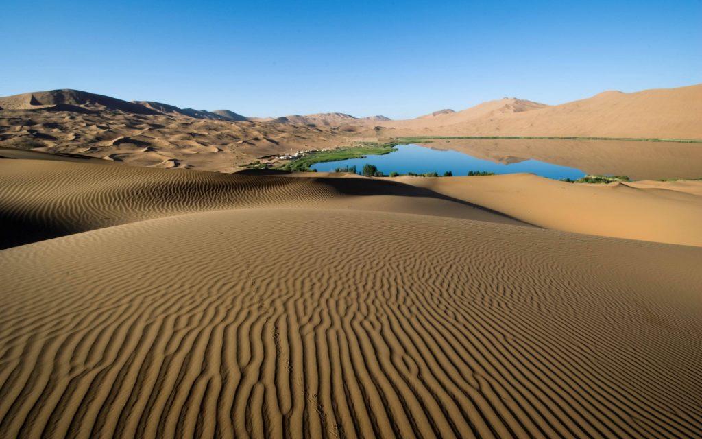Пустыня Гоби где расположена? На каком материке?