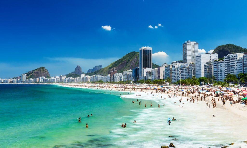 Где расположена Бразилия - что такое Бразилия? Бразилия на политической карте мира.