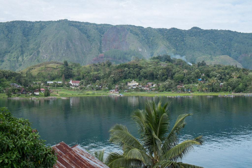 Где расположена Индонезия - в какой стране на физической карте?