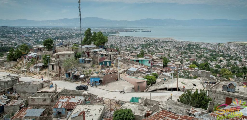 Где находится остров Гаити на карте мира?