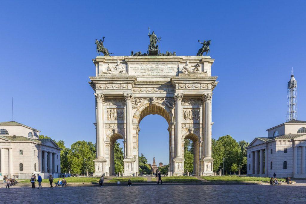 Где находится город Милан - в какой стране?