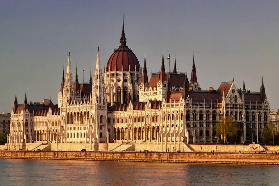 Где находится город Будапешт - в какой стране?