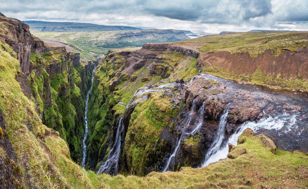 Исландия на карте мира Где находится остров достопримечательности фото и описание природный мир
