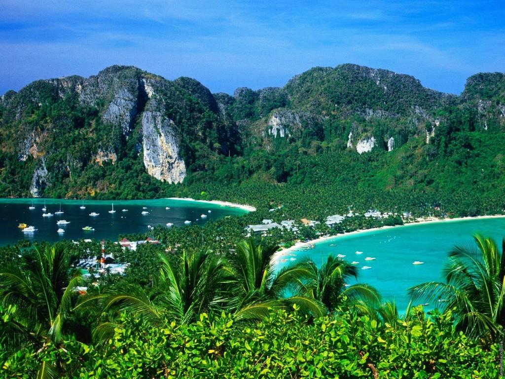 Где расположен Таиланд? Чем знаменит Тайланд? Какое там море?