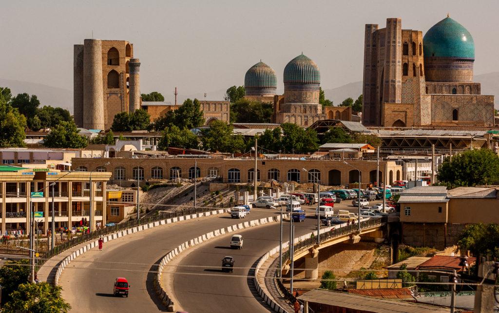Где находится город Бухара - в какой стране?
