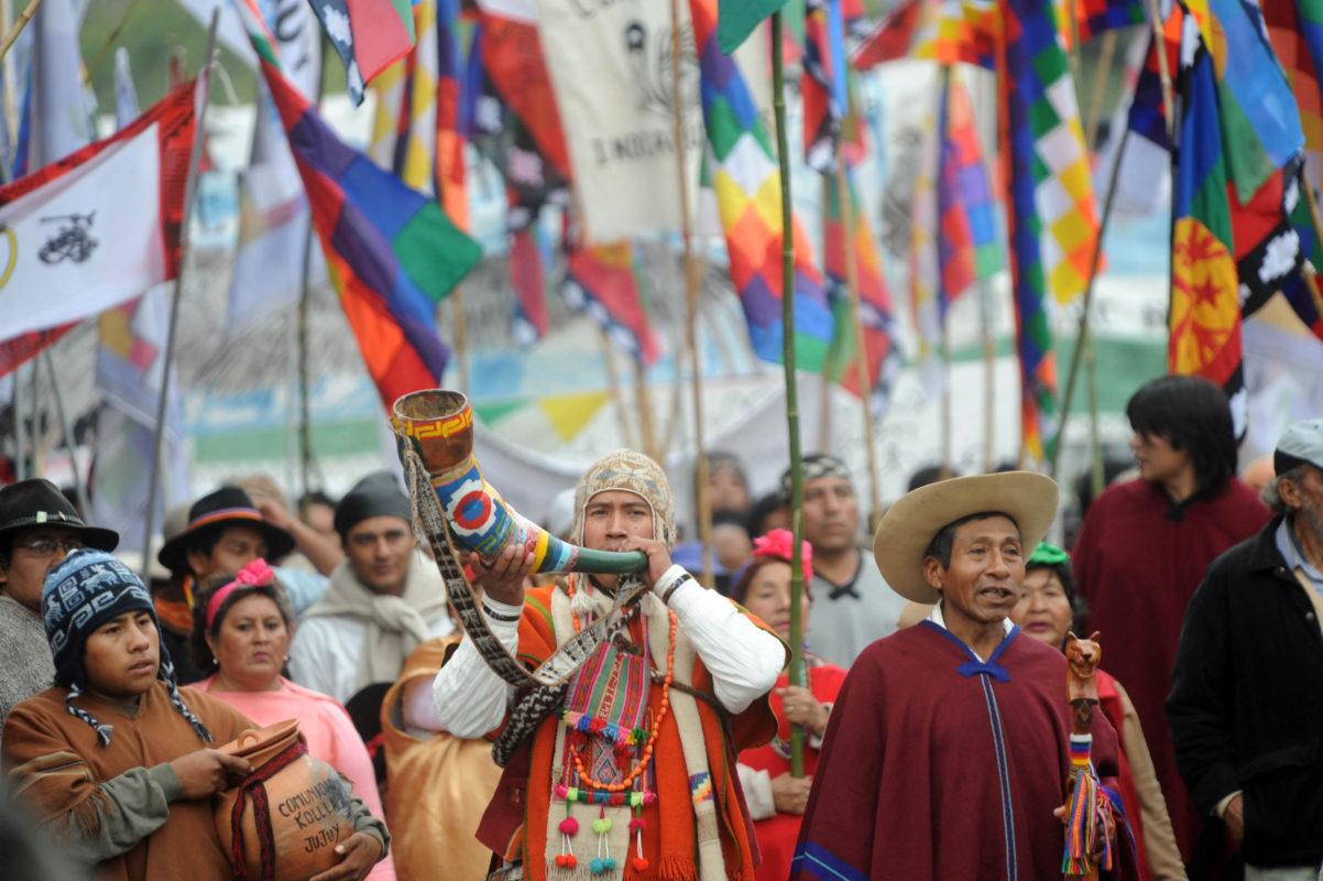 Индейцы считаются первыми жителями Аргентины.