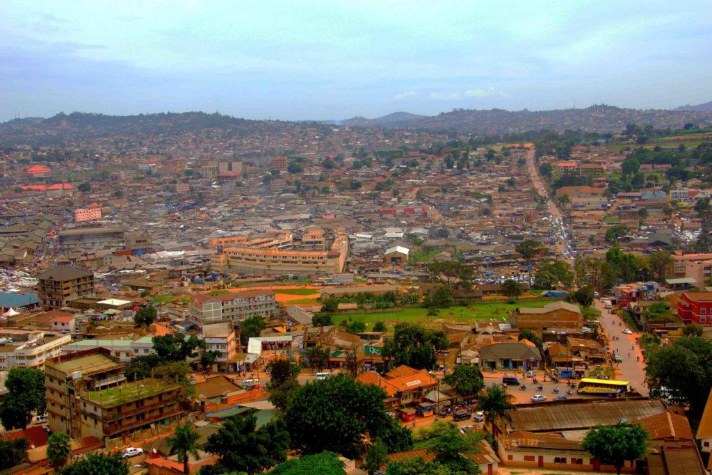 Столица Уганды, Кампала.