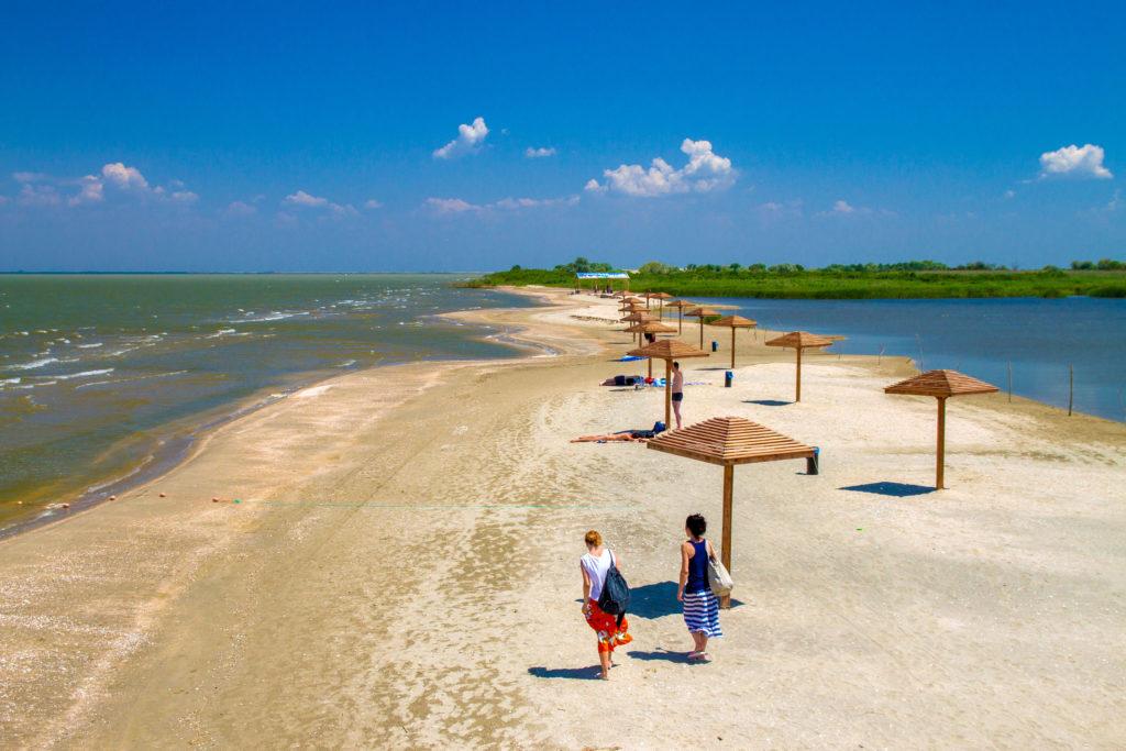 пляж «Затерянный остров»