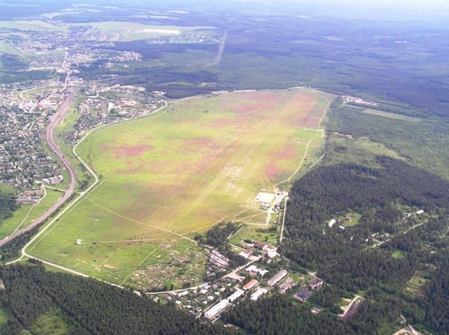 Аэродром Киржача