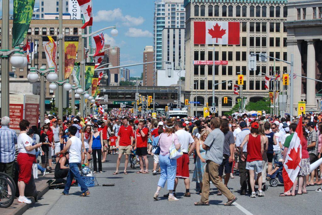 население Торонто
