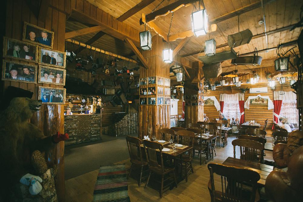 Ресторан-музей «Русская изба»